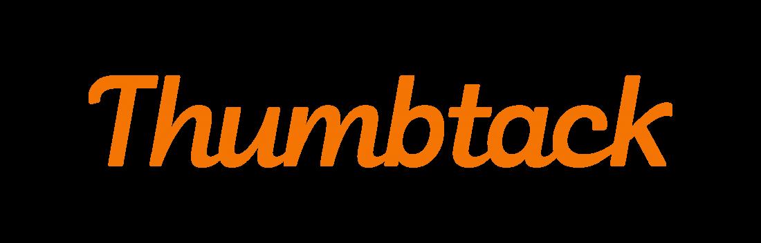 thumbtack's logo