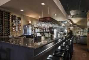 an interior photo of Las Palomas Restaurant in West Woods Shopping Center Austin, TX